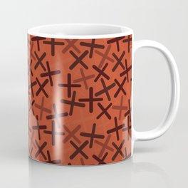 Chocolate Cream - X-Plosion Decorative Pattern Coffee Mug
