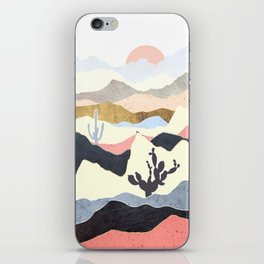 Desert Summer iPhone Skin