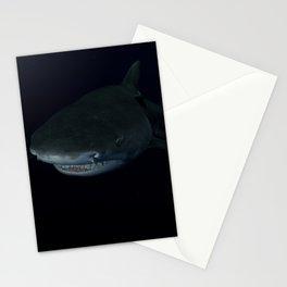 Shark After Dark Stationery Cards