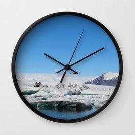 Gliding Wall Clock