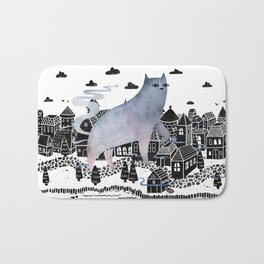 The Fog Bath Mat