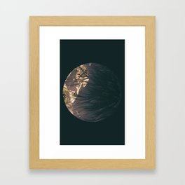Meditations - Dust Framed Art Print