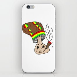 Mushtone iPhone Skin