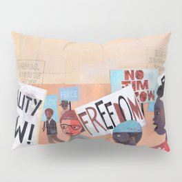 EQUALITY NOW Pillow Sham