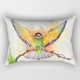 Bird in Flight Rectangular Pillow