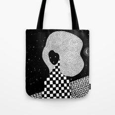 sleepless night Tote Bag