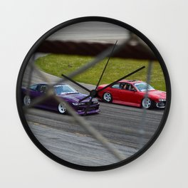 2 times Wall Clock