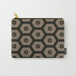 Bee Hive Pattern Cutest Carry-All Pouch
