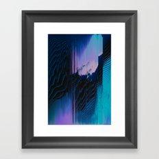 Lavender Oil Framed Art Print