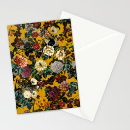 Exotic Garden V Stationery Cards