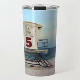 lifegaurd #5 Travel Mug
