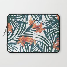 Tropical Lilies Laptop Sleeve