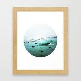 Jalama Beach Series Framed Art Print