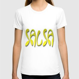Salsa Drop Manuelle T-shirt