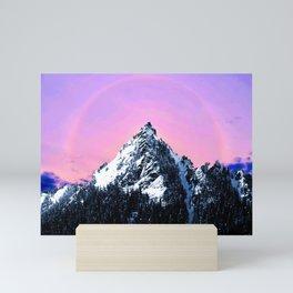 Magic Mountain Mini Art Print