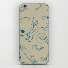Occult Zoo Ver 3 iPhone Skin