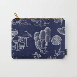 Fungus And Lichen Chart Carry-All Pouch