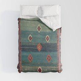 Sivas Antique Turkish Niche Kilim Print Comforters