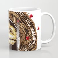 wild things Mugs featuring Wild things by Torekdg