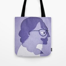 The cat inside Tote Bag