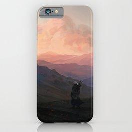 toussaint iPhone Case