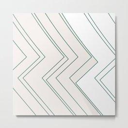 Coit Pattern 36 Metal Print