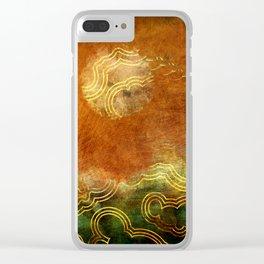 Voyageur Clear iPhone Case