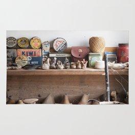 Old Shoe Shop Rug