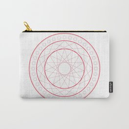 Anime Magic Circle 5 Carry-All Pouch