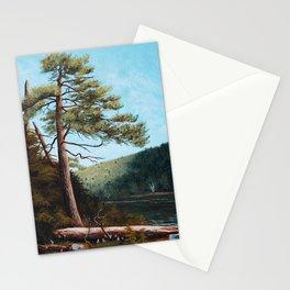Acadia pine, Jordan Pond Stationery Cards