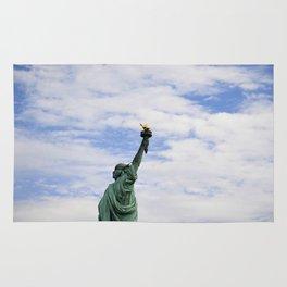 Proud Lady Liberty Rug