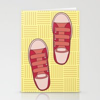 dorothy Stationery Cards featuring dorothy  by freshinkstain