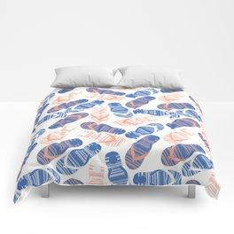 Blue Flip Flops Comforters