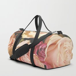 Stop to smell the roses... Duffle Bag