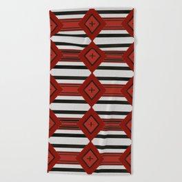 Chief Blanket 1800's Beach Towel
