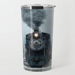 Strasburg Railroad Steam Engine #90 Vintage Train Locomotive Pennsylvania Travel Mug