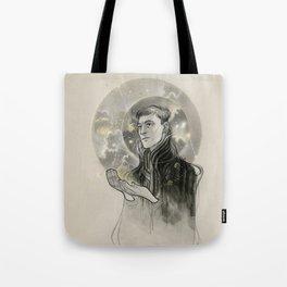 Galaxy Prince Tote Bag