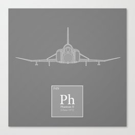 F-4N Phantom II Canvas Print