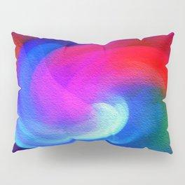 Fractal Abstract Pillow Sham