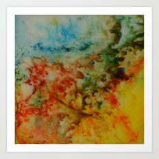 Square #15 Art Print