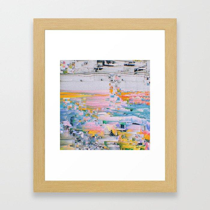 DLTA15 Framed Art Print