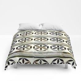 Moroccan Motifs Comforters
