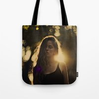 daria Tote Bags featuring daria by MartaSyrko
