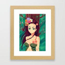 Bloom Françoise Framed Art Print