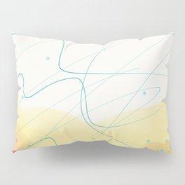 Waggle Dance Pillow Sham