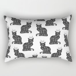 Cat Eyes Rectangular Pillow