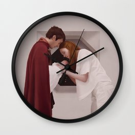 Doctor Who - Family Reunion Wall Clock
