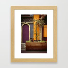 Juxtapoz Framed Art Print