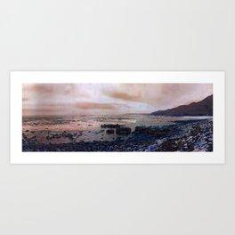 Cabo de buena esperanza, south Africa Art Print