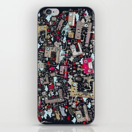 MIxed Draw iPhone Skin